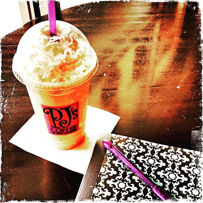 P.J.'s Velvet Ice Frappuccino