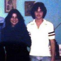 Chris & Carol, 1980 image