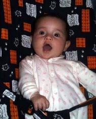 2 month old Sarah