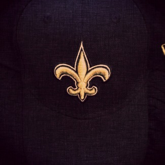New Orleans Saints baseball caps