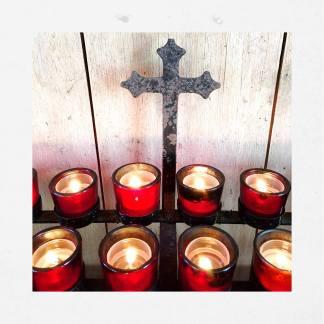 Beacons of hope and prayer. {Photo Credit: Chris J. Laine, Jr.}