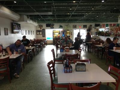 Rocky & Carlo's dining area image