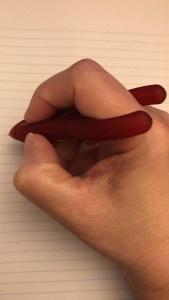 Pen again position image